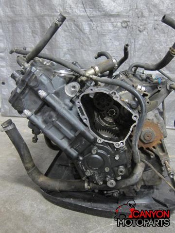 04-06 Yamaha R1 Engine - For REBUILD   Canyon Moto Parts