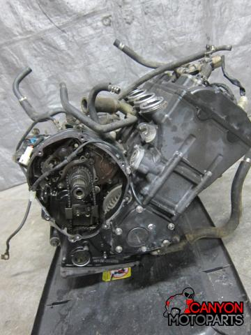 04-06 Yamaha R1 Engine - For REBUILD | Canyon Moto Parts