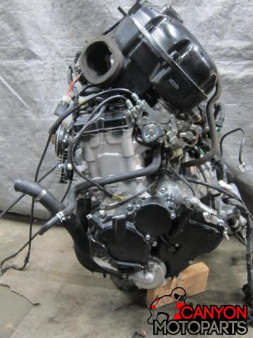 06-07 Suzuki GSXR 750 Engine | Canyon Moto Parts