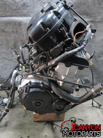 06 07 suzuki gsxr 750 engine canyon moto parts. Black Bedroom Furniture Sets. Home Design Ideas