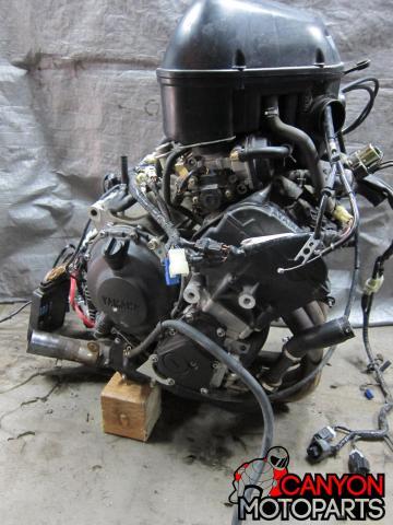 06 yamaha r6 engine diagram 06 yamaha r6 wiring diagram 03-05 yamaha r6 / 06-10 r6s engine | canyon moto parts #1