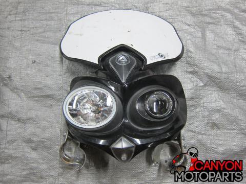 03-04 Honda CBR 600RR Aftermarket Streetfighter Headlight