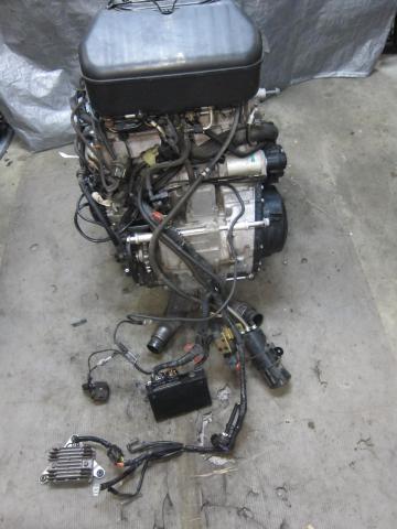 99-07 Suzuki GSXR 1300 Hayabusa Engine | Canyon Moto Parts