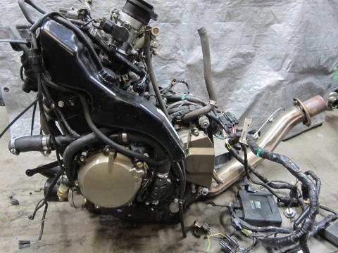 00 05 kawasaki zx12 engine canyon moto parts. Black Bedroom Furniture Sets. Home Design Ideas