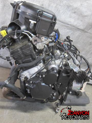 11-18 Suzuki GSXR 750 Engine | Canyon Moto Parts