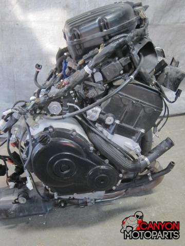 11-18 Suzuki GSXR 750 Engine   Canyon Moto Parts