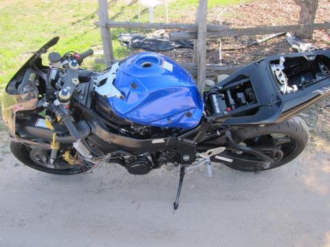2005 Suzuki GSXR 600 - Parted Motorcycle Coming Soon