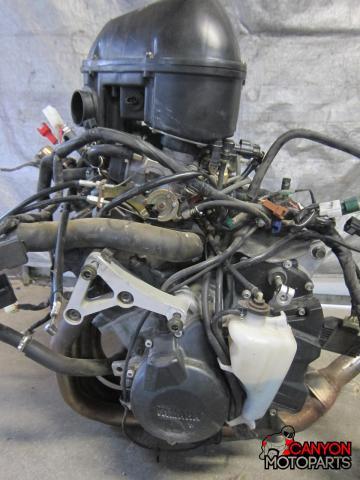 03-05 Yamaha R6 / 06-10 R6s Engine   Canyon Moto Parts