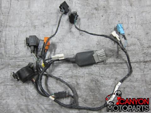 01 06 honda cbr f4i headlight wiring harness and tip. Black Bedroom Furniture Sets. Home Design Ideas