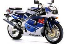 List View 1997 Suzuki GSXR 750