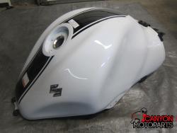 08-17 Suzuki GSXR 1300 Hayabusa Fuel Tank   Canyon Moto Parts